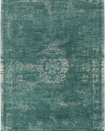 Louis De Poortere rug LX 8258 Fading World Medaillon Jade