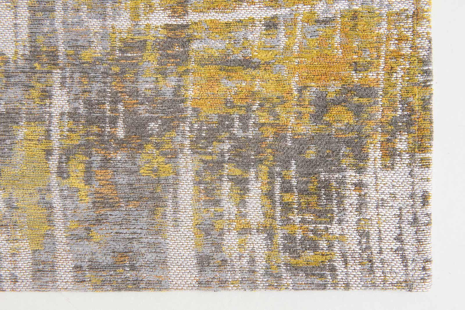 Louis De Poortere rug LX 8715 Atlantic Streaks Sea Bright Sunny corner