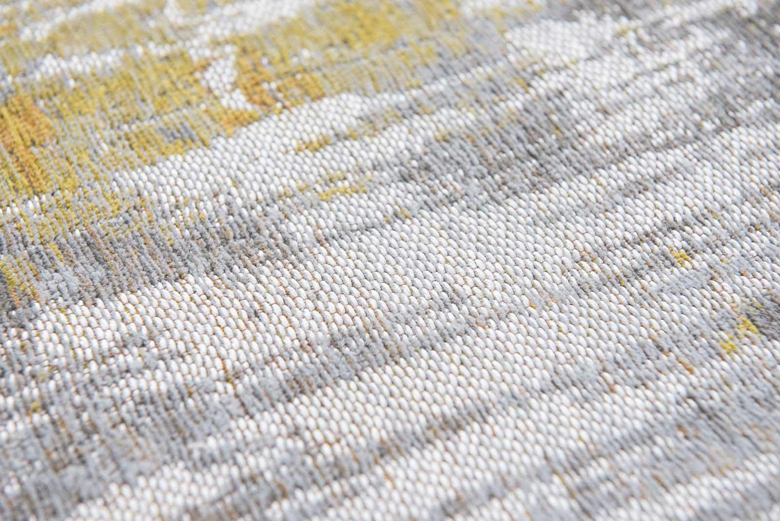 Louis De Poortere rug LX 8715 Atlantic Streaks Sea Bright Sunny zoom