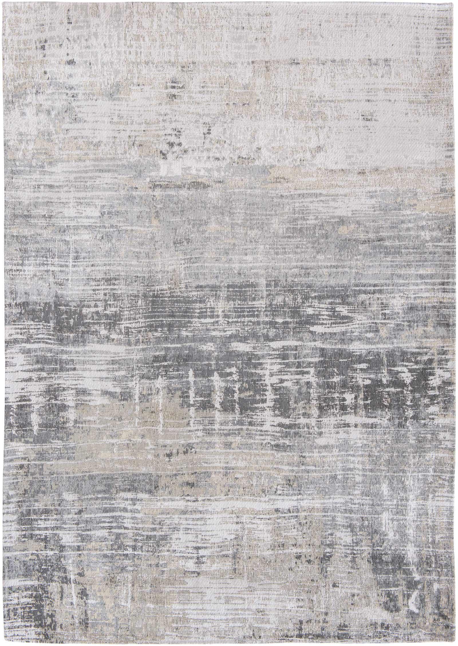 Louis De Poortere rug LX 8716 Atlantic Streaks Coney Grey
