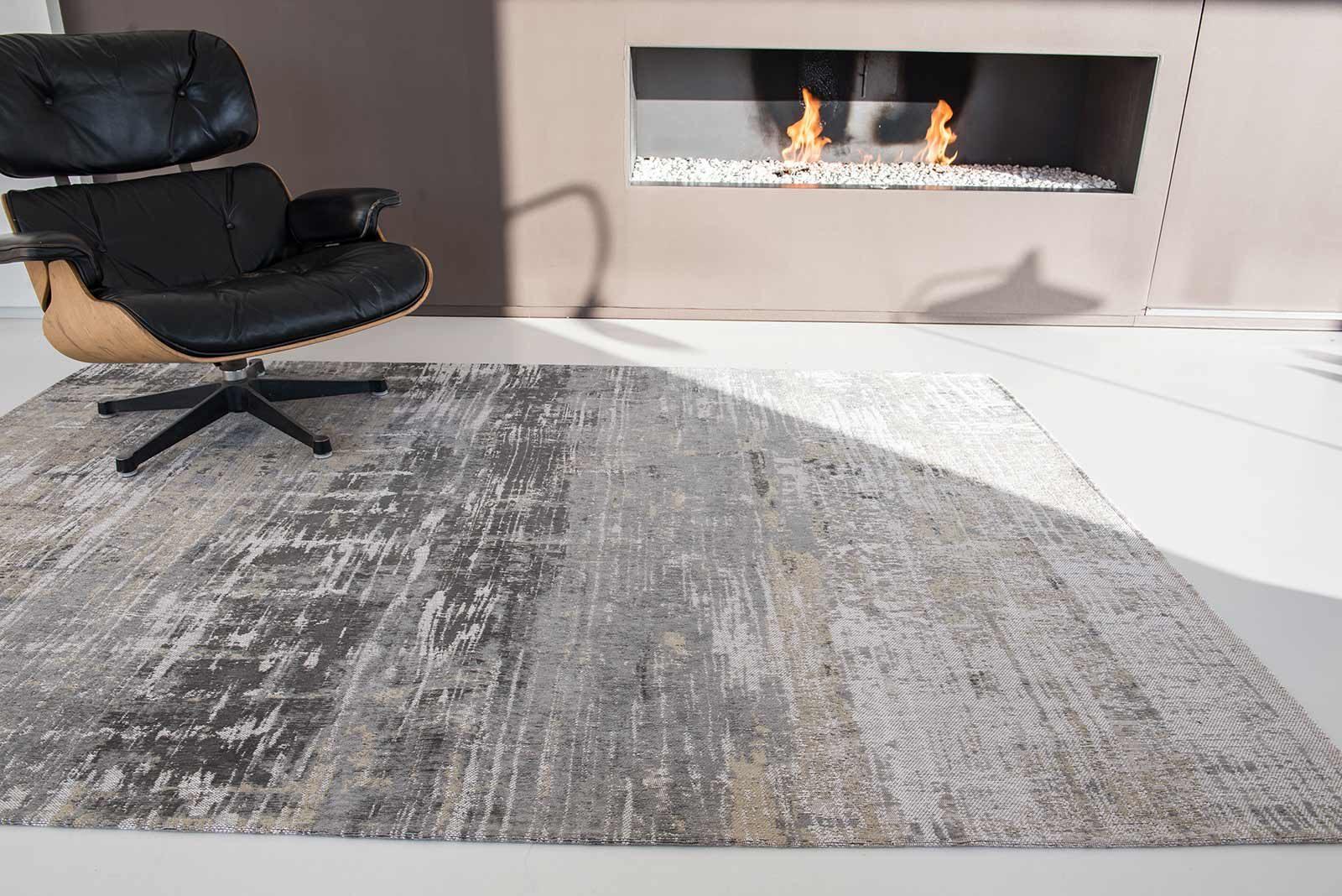 Louis De Poortere rug LX 8716 Atlantic Streaks Coney Grey interior