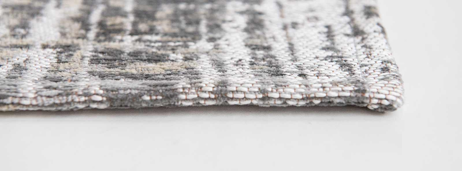 Louis De Poortere rug LX 8716 Atlantic Streaks Coney Grey side