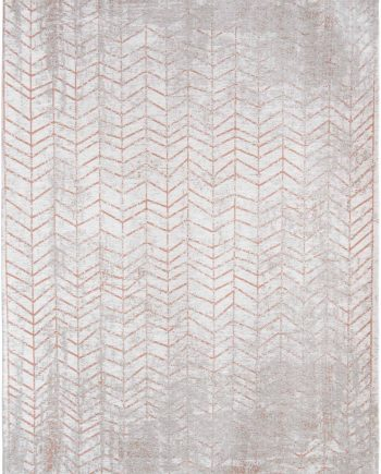 Louis De Poortere rug LX 8951 Mad Men Jacobs Ladder Coppertone
