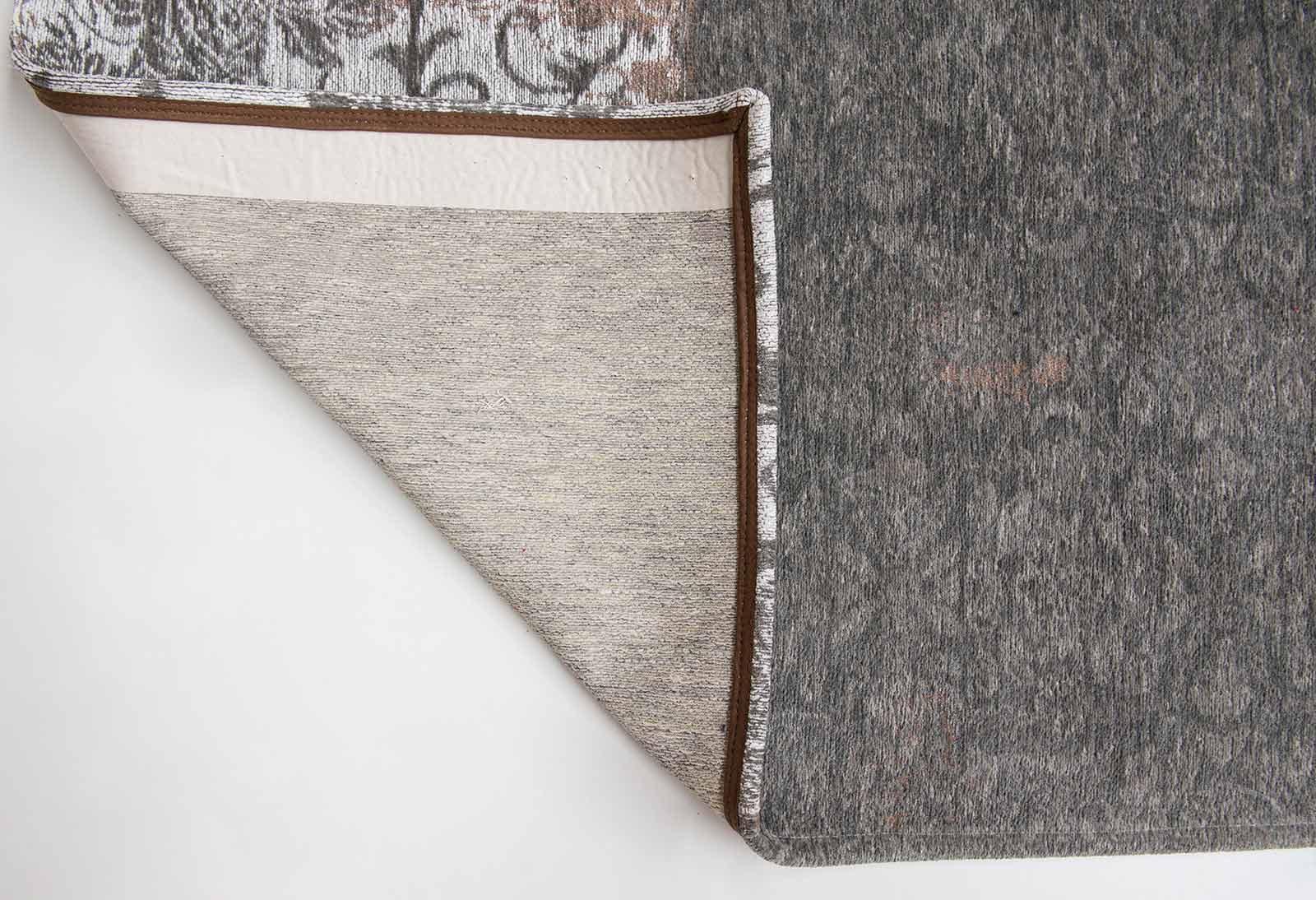 Louis De Poortere rug LX 8982 Vintage Ghent Beige corner