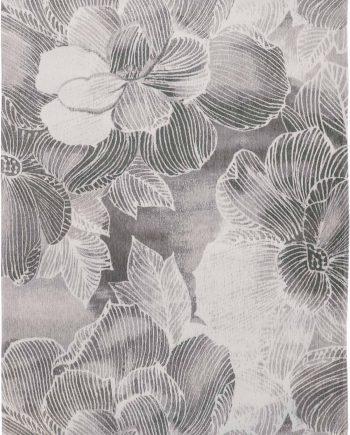 Louis De Poortere rug Villa Nova LX 8755 Akina Carbon