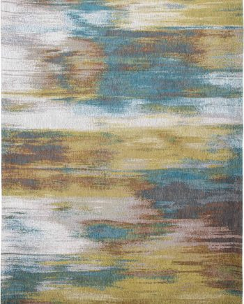 Louis De Poortere rug CS 9118 Atlantic Monetti Nenuphar Bronze