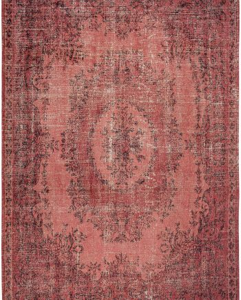 Louis De Poortere rug CS 9141 Palazzo Da Mosta Borgia Red