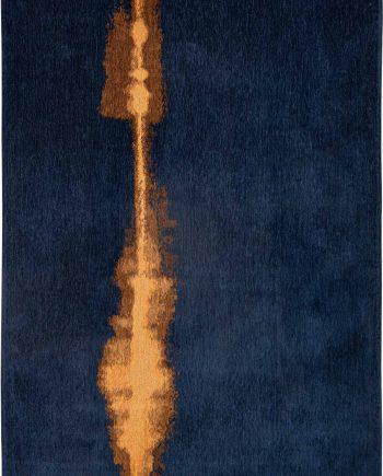 Louis De Poortere rug Fischbacher 9056 Linares Navy