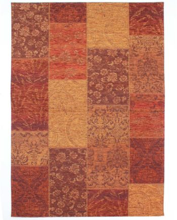 Andessi Rugs Heritage Terracotta 1