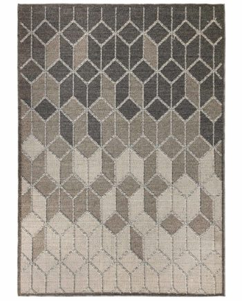 Andessi Rugs Kinsley Dartmouth Grey Cream 1