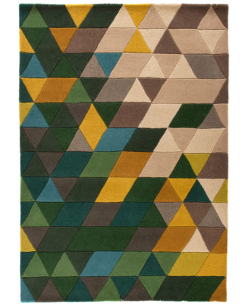 Andessi Rugs Spectre green 1