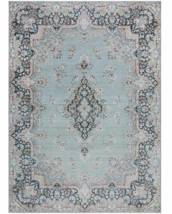 Andessi Rugs Fold Colby Duck Egg 4