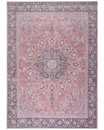 Andessi Rugs Fold Somerton Pink 2